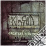 Korn - Greatest Hits Vol.1 cd musicale di KORN