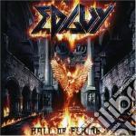 HALL OF FLAME/Ltd.Ed.-2CD SET cd musicale di EDGUY
