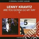 5 / are you gonna go my way cd musicale di Lenny Kravitz