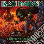 From fear to eternity: the best of 1990- cd musicale di IRON MAIDEN