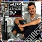 Parto da qui tour edition cd musicale di Valerio Scanu