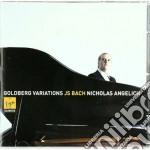 Bach - Angelich Nicolas - Variazioni Goldberg cd musicale di Nicolas Angelich