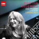 Martha argerich & friends live from luga cd musicale di Martha Argerich