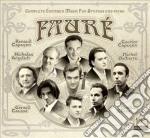 Faur�: composizioni da camera per archi cd musicale di Renaud Capucon