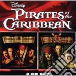 Pirates of caribbean curse/dead man 2 in cd musicale di Artisti Vari