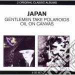 Gentlemen take polaroids / oil on canvas cd musicale di Japan