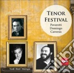 Tenor Festival cd musicale di Domingo Placido
