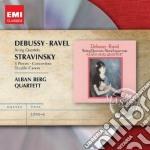 Alban Berg Quartett - Masters: Ravel & Debussy - Quartetti D'archi cd musicale di Alban berg quartett