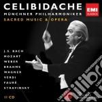 Celibidache edition vol.4: musica sacra cd musicale di Sergiu Celibidache