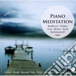 Inspiration Series: Piano Meditation cd musicale di Artisti Vari