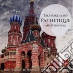 Tchaikovsky - Patetique - Mikhail Pletnev cd musicale di Mikhail Pletnev