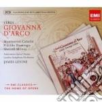New opera series: verdi - giovanna d'arc cd musicale di James Levine