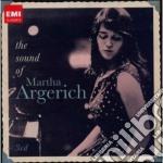 Argerich edition: the sound of martha (l cd musicale di Martha Argerich