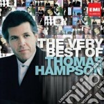 The very best of cd musicale di Thomas Hampson