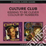 Kissing to be clever / colour by numbers cd musicale di Club Culture