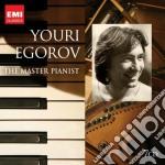 The master pianist (ltd edition) cd musicale di Youri Egorov