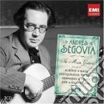 Icon: andres segovia (limited) cd musicale di Andres Segovia
