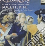 Boccherini - Trio, Quartet, Quintet & Sextet For Strings - Europa Galante cd musicale di Fabio Biondi
