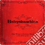 OH! WAHT A LOVELY TOUR - CD+DVD cd musicale di BABYSHAMBLES