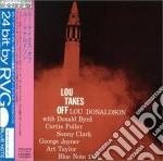 Lou Donaldson - Lou Takes Off cd musicale di Lou Donaldson