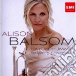 Haydn - Balsom Alison - Concerti Per Tromba cd musicale di Alison Balsom