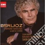 Berlioz - Rattle Simon - Sinfonia Fantastica/la Morte Di Cleopatra cd musicale di Simon Rattle
