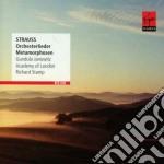 Strauss Richard - Janowitz Gundula - R. Strauss: Songs With Orchestra cd musicale di Gundula Janowitz