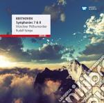Beethoven - Kempe Rudolf - Beethoven: Symphonies 7 & 8 cd musicale di Rudolf Kempe