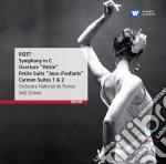 Bizet - Symphony In C / Carmen Suite cd musicale di Seiji Ozawa