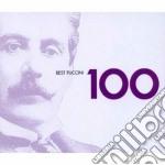 100 BEST PUCCINI ( BOX 6 CD) cd musicale di ARTISTI VARI