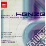 20TH CENTURY CLASSICS: HANS WERNER HENZE  cd musicale di Artisti Vari