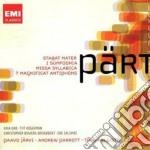 20TH CENTURY CLASSICS: ARVO PART          cd musicale di Artisti Vari