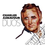 DUOS cd musicale di Charles Aznavour