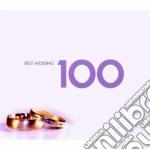 100 BEST WEDDING                          cd musicale di ARTISTI VARI