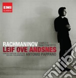 Rachmaninov: complete piano concertos cd musicale di Andsnes leif ove