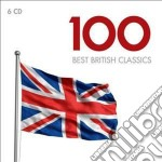 100 best british classics cd musicale di Artisti Vari