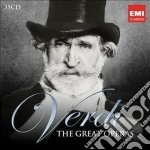 Verdi: the great operas (limited) cd musicale di Riccardo Muti