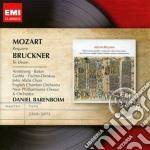 Mozart Wolfgang Amadeus - Barenboim Daniel - Masters: Mozart Requiem  Bruckner Te Deum cd musicale di Daniel Barenboim