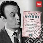 ICON: TITO GOBBI                          cd musicale di Tito Gobbi