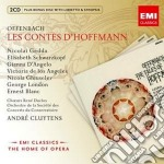 New opera series: offenbach: les contes cd musicale di AndrÈ Cluytens