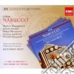 Verdi Giuseppe - Muti Riccardo - New Opera Series: Verdi Nabucco (3cd) cd musicale di Riccardo Muti