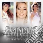 THE PLATINUM COLLECTION cd musicale di SANDRA
