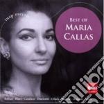 Maria Callas - Inspiration Series: The Best Of cd musicale di CALLAS MARIA