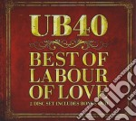 Ub40 - The Best Of Labour Of Love (Cd+Dvd) cd musicale di UB40
