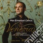 Max Emanuel Cencic - Venezia cd musicale di Cencic max emanuel