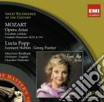Mozart - Arie D'Opera E Di Musica Sacra - Popp cd musicale di Lucia Popp