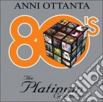 80'S - THE PLATINUM COLLECTION  (BOX 3 CD) cd musicale di ARTISTI VARI