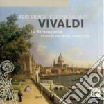 Vivaldi - Biondi Fabio - La Stravaganza cd musicale di Fabio Biondi