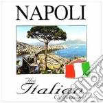 ITALIAN COLLECTION - NAPOLI cd musicale di ARTISTI VARI