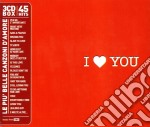 I Love You (3 Cd) cd musicale di ARTISTI VARI
